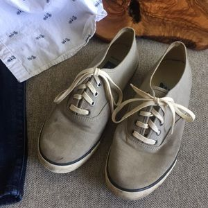 SeaVees for Gap Original Casual Grey Shoe